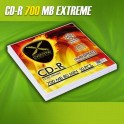 CD-R EXTREME 56x 700MB (Koperta 10)