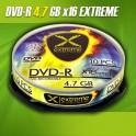 DVD-R EXTREME 16x 4,7GB (Cake 10)