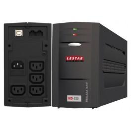UPS Lestar L-INT MD-525 300W AVR 3+1xIEC USB RJ LED BL