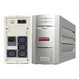 UPS Lestar L-INT MD-655 375W AVR 3+1xIEC USB RJ LED GR