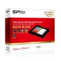 """Dysk SSD Silicon Power V70 120GB 2.5"""" SATA3 (550/510) BOX"""