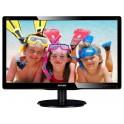 """Monitor LCD Philips19,5"""" MVA 200V4QSBR/00 DVI"""
