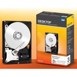 Dysk WD DESKTOP MAINSTREAM 2TB 7200 64MB 6Gb/s EMEA