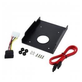 "Adapter HDD LogiLink AD0013 sanki 2,5 3,5"" plastik"