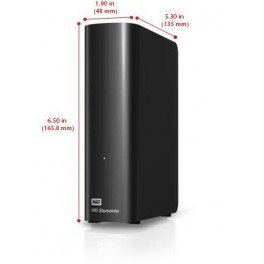 Dysk WD Elements Desktop 3 TB USB3.0