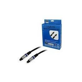 Kabel optyczny TOSLINK LogiLink CAB1101, 1,5m