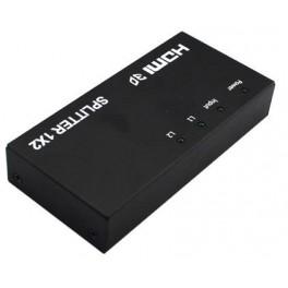 Splitter HDMI CL-42 SAVIO (1x IN - 2x OUT)