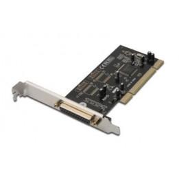 Kontroler PCI 2xDB9 RS232, 1xDB25 LPT, Digitus