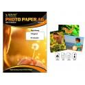 Papier fotograficzny SAVIO PA-03  A6 150g/m2 50 szt. błysk