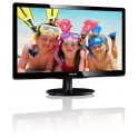 "Monitor LCD Philips 21,5"" LED 226V4LAB DVI głośniki"