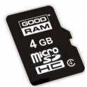 Karta pamięci MicroSDHC GOODRAM 4GB Class4